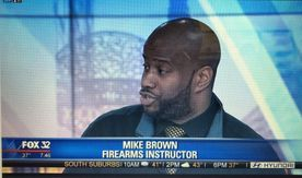 Mike Brown on FOX 32 Chicago